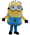 Minion mascot no watermark